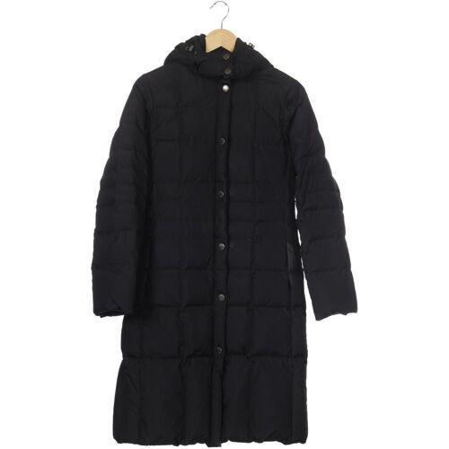 BLAUMAX Damen Mantel schwarz Synthetik INT M