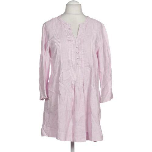 Backstage Damen Bluse pink Leinen INT L