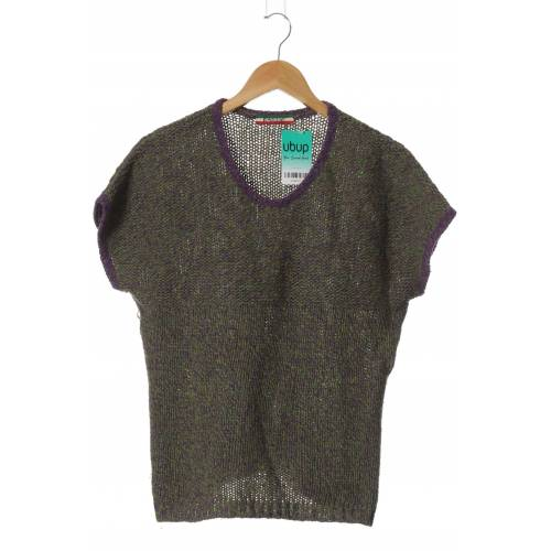 Backstage Damen Pullover lila Synthetik Wolle INT M