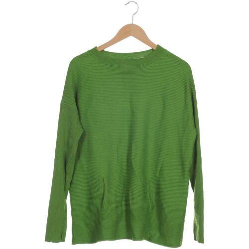 Backstage Damen Pullover grün Merino INT XL