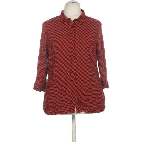 Bexleys Damen Bluse rot Viskose DE 46