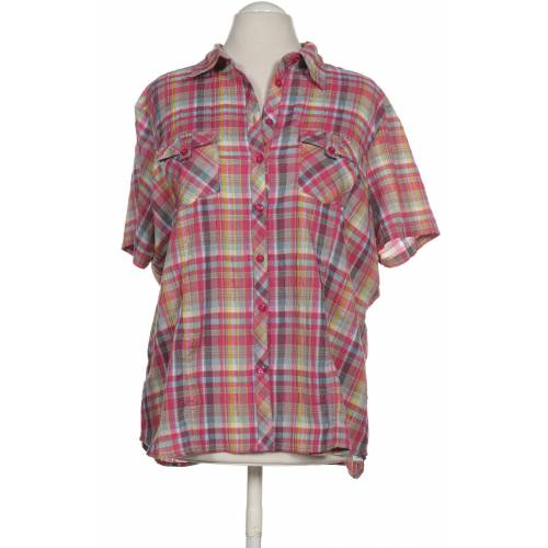 Bexleys Damen Bluse rot kein Etikett INT 4XL