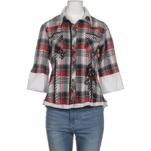 BiBA Damen Bluse rot kein Etikett DE 36