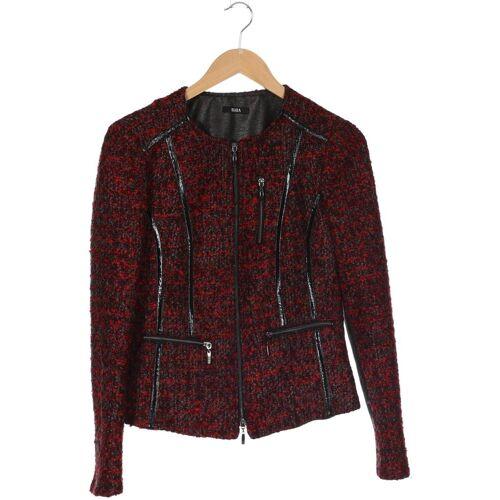 BiBA Damen Jacke rot kein Etikett INT S