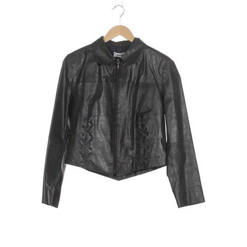 BiBA Damen Jacke grau kein Etikett DE 36
