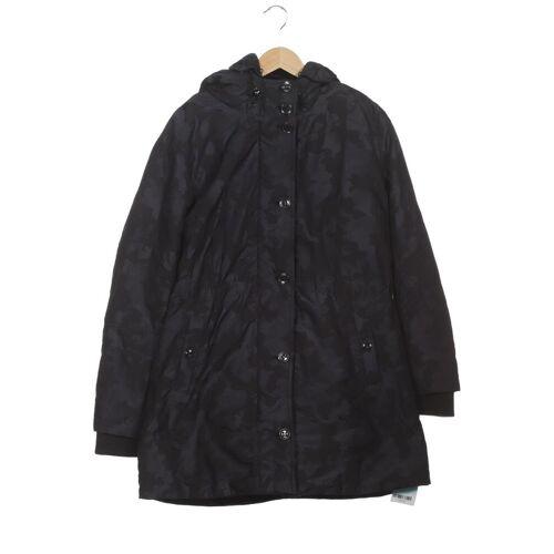 BiBA Damen Mantel blau kein Etikett DE 42