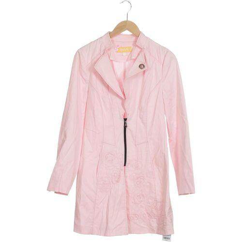 BiBA Damen Mantel pink kein Etikett DE 36