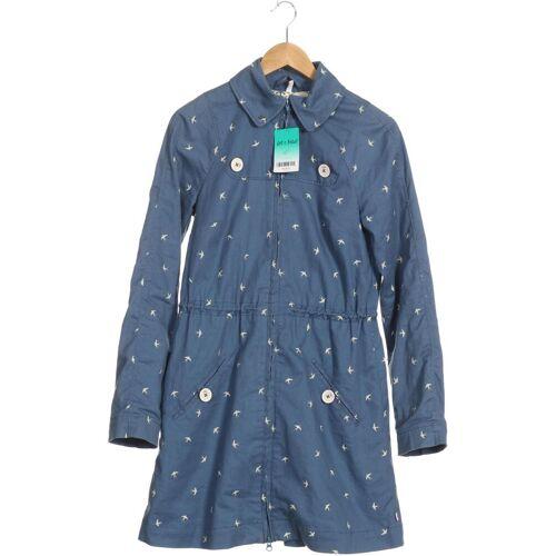 Blutsgeschwister Damen Mantel blau kein Etikett INT S