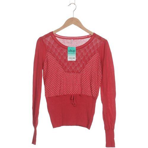 Blutsgeschwister Damen Pullover rot kein Etikett INT S