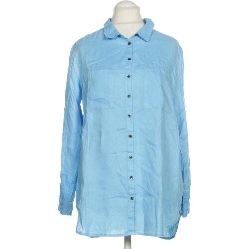 Boden Damen Bluse blau Leinen DE 40