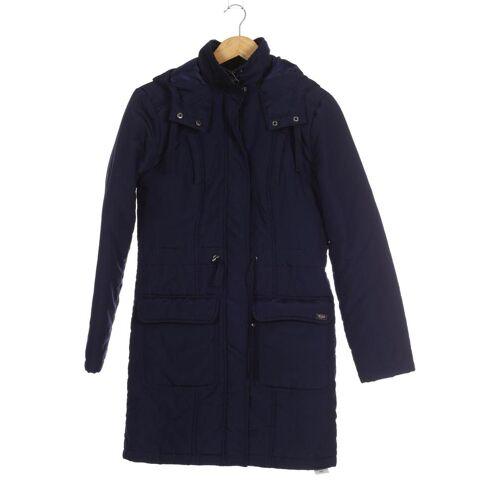 Buffalo Damen Mantel blau Synthetik EUR 34