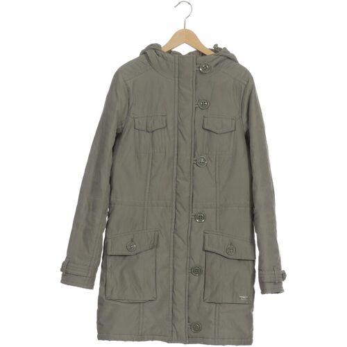 Buffalo Damen Mantel grün Synthetik DE 34