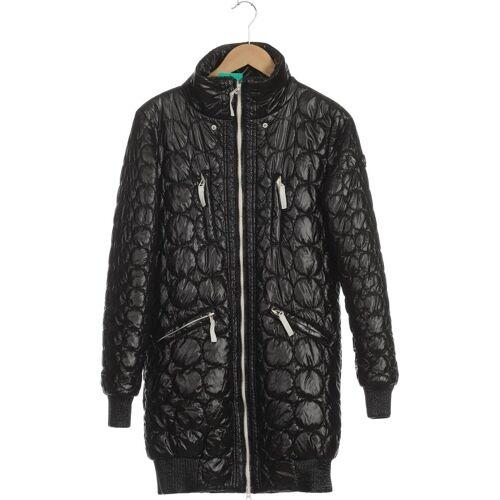 DEPT. Damen Mantel schwarz kein Etikett INT S