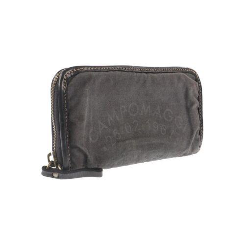 Campomaggi Damen Portemonnaie schwarz kein Etikett