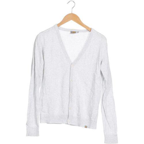 Carhartt Damen Strickjacke grau Baumwolle INT M