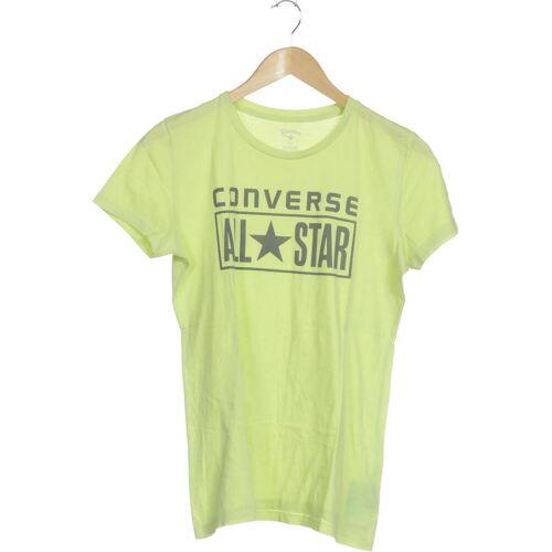 Converse Damen T-Shirt gelb kein Etikett INT L