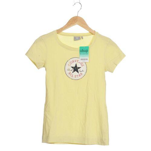 Converse Damen T-Shirt INT S gelb
