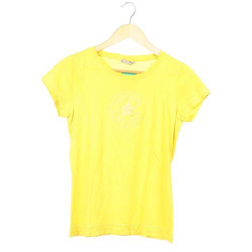 Converse Damen T-Shirt INT M gelb
