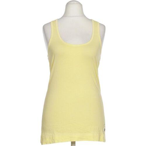 Converse Damen Top gelb Baumwolle INT S