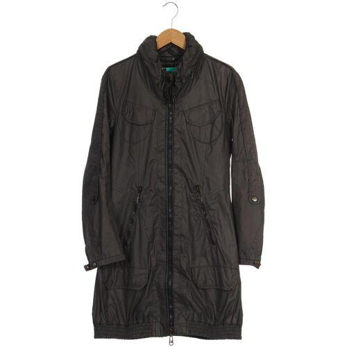 Creenstone Damen Mantel grau kein Etikett INT S