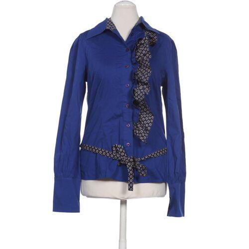 DEPT. Damen Bluse blau kein Etikett INT S