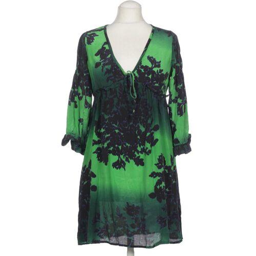DEPT. Damen Bluse grün Seide INT M