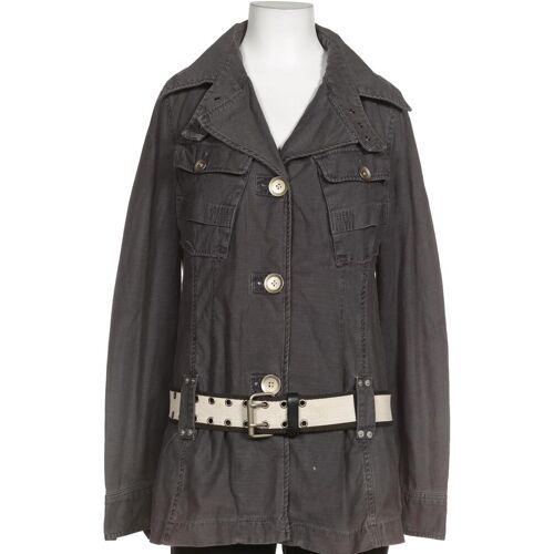 DEPT. Damen Mantel grau kein Etikett INT S