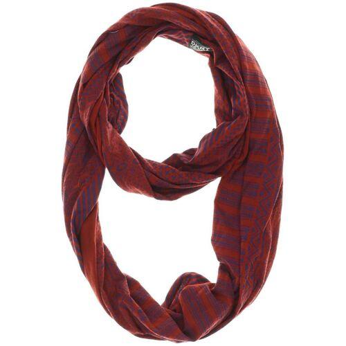 DKNY by Donna Karan New York Damen Schal rot kein Etikett