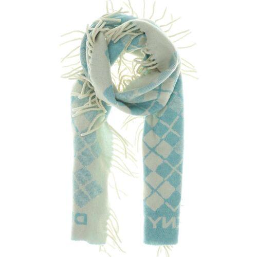 DKNY by Donna Karan New York Damen Schal blau kein Etikett