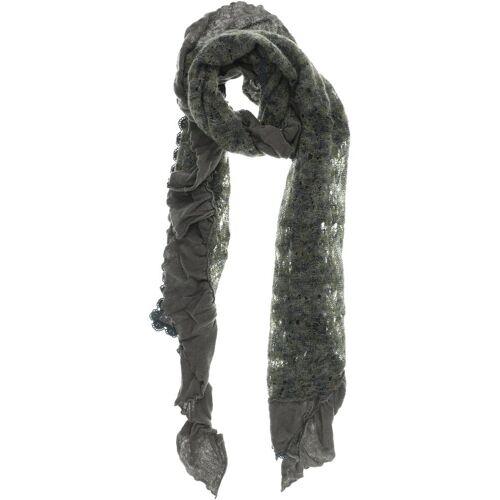 DKNY by Donna Karan New York Damen Schal grün kein Etikett