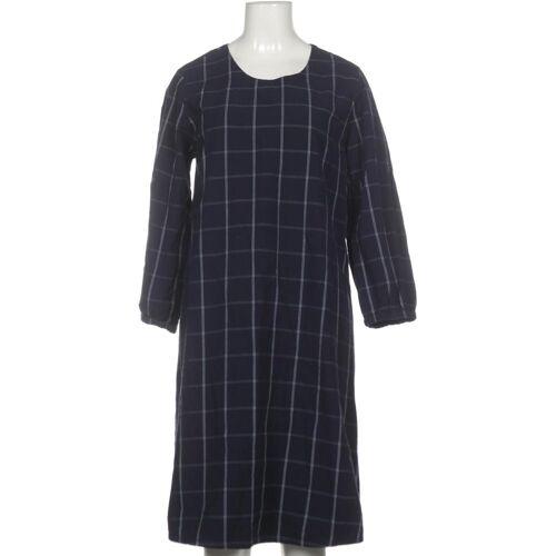 Danefae Damen Kleid blau Baumwolle INT XS
