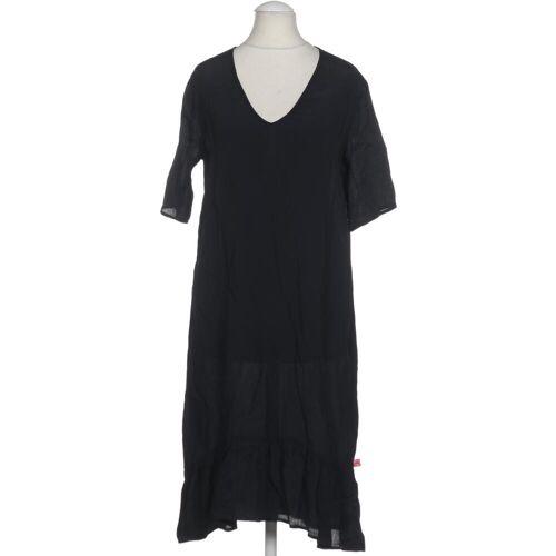 Danefae Damen Kleid blau Viskose INT XS