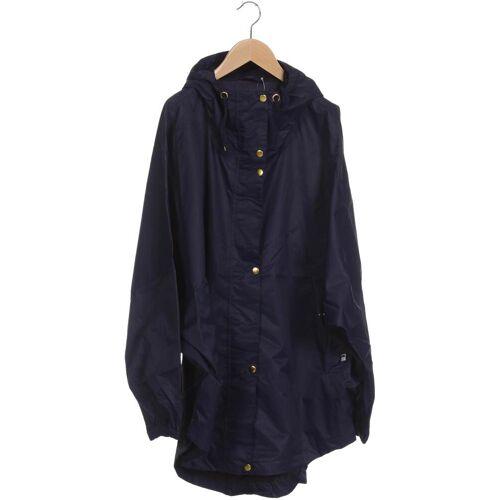 Danefae Damen Mantel blau Synthetik INT XL