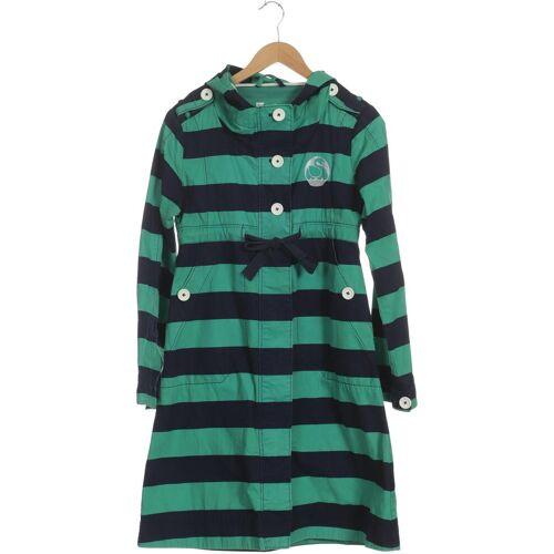 Danefae Damen Mantel grün Baumwolle INT S