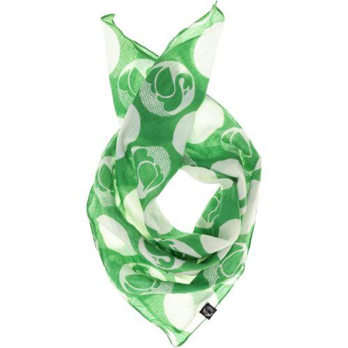Danefae Damen Schal grün kein Etikett