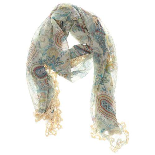 Dea Kudibal Damen Schal grau kein Etikett