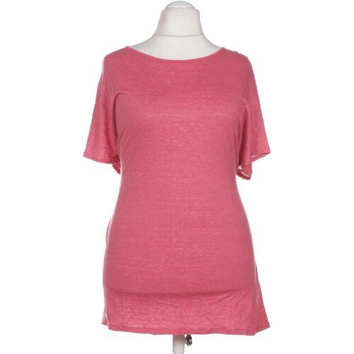Deerberg Damen T-Shirt pink Leinen INT XL