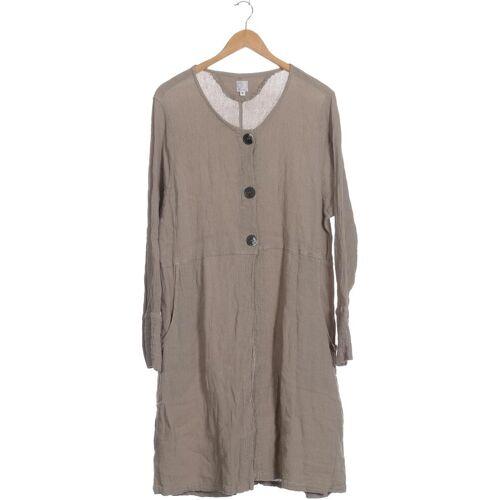 Deerberg Damen Mantel beige Leinen INT XL
