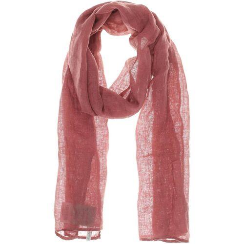 Deerberg Damen Schal pink Leinen