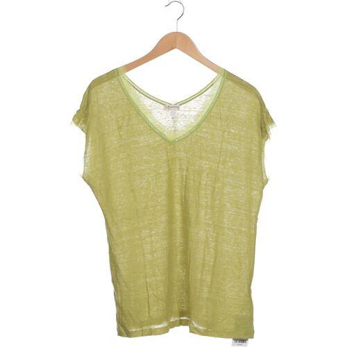 Deerberg Damen T-Shirt grün Leinen INT XL