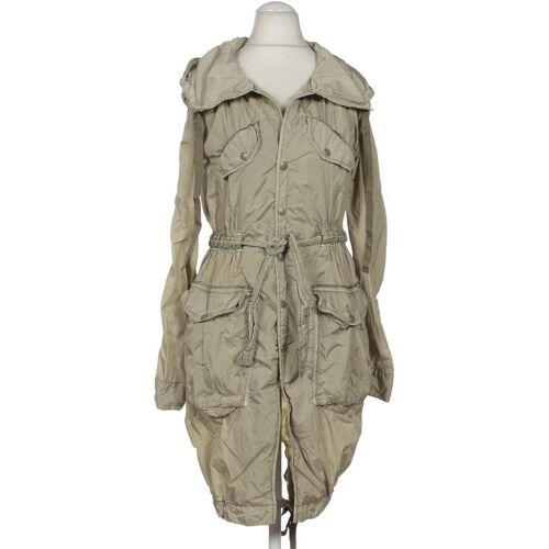 Diesel Damen Mantel grau Synthetik INT S