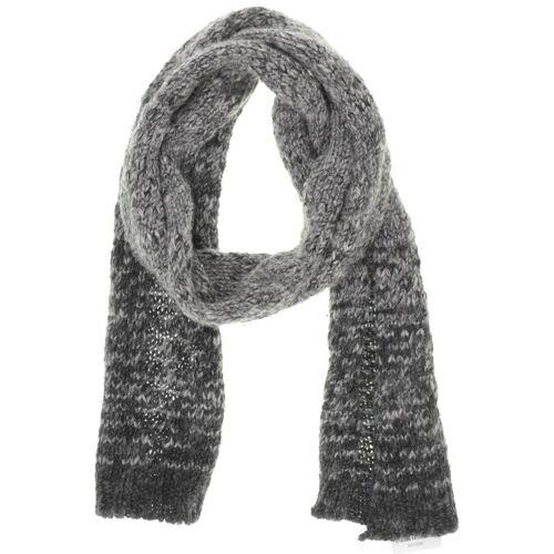 Diesel Damen Schal grau Seide