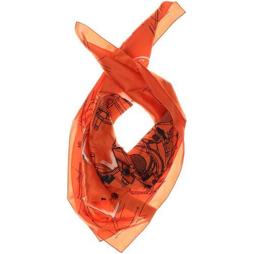 Diesel Damen Schal rot Seide