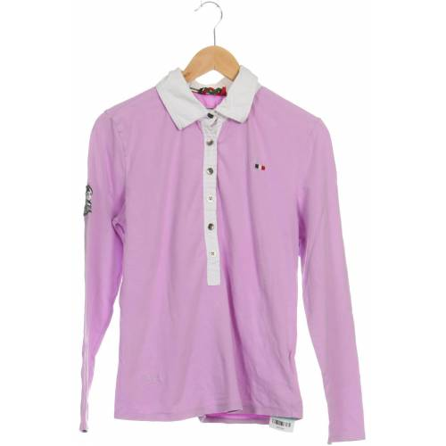 Dolomite Damen Poloshirt lila Elasthan Baumwolle INT XL