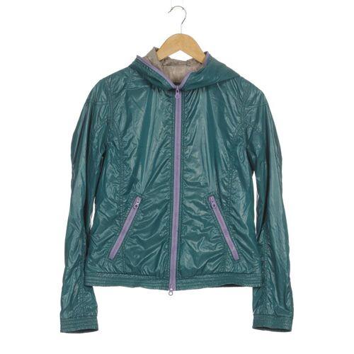 Duvetica Damen Jacke blau Synthetik DE 46