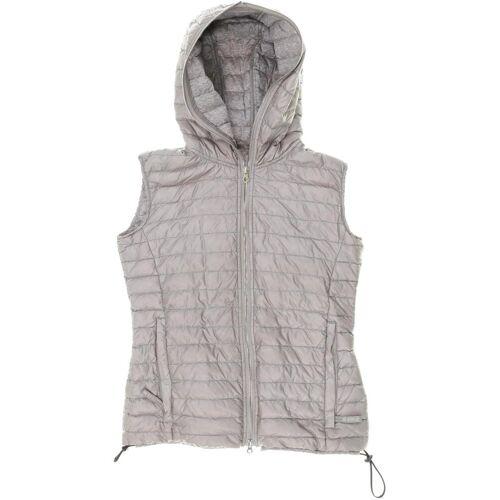 Duvetica Damen Weste grau Baumwolle Synthetik DE 42