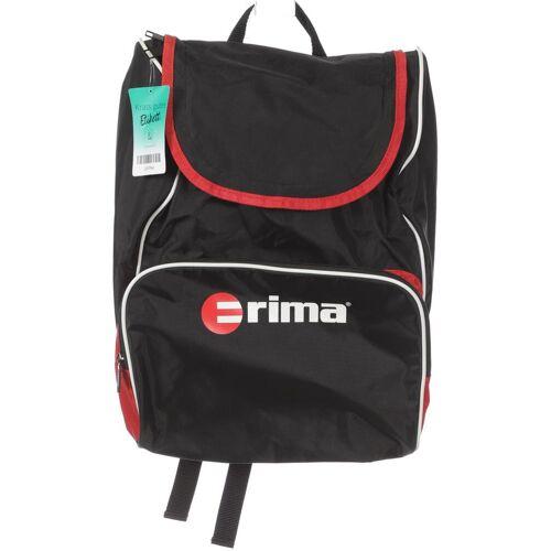 Erima Damen Rucksack schwarz kein Etikett