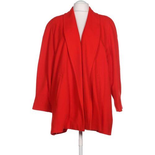 Escada Damen Mantel rot kein Etikett INT 3XL