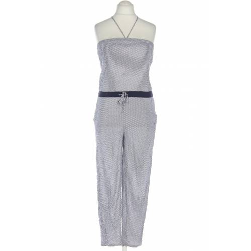 Esprit Maternity Damen Jumpsuit/Overall blau Viskose INT M