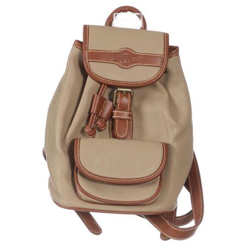 Esprit Damen Rucksack beige kein Etikett